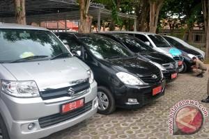 Pemkab Seruyan lelang puluhan mobil dinas