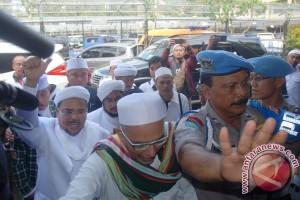 Ribuan polisi disiagakan amankan demo FPI