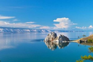 EARTH WIRE -- Lake Baikal`s water level may return to normal in 2017