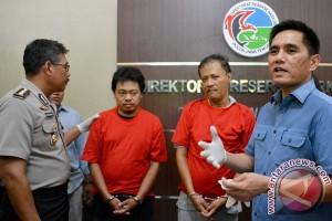 Pengungkapan Kasus Peredaran Narkotika