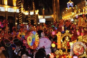 Guangdong semarakkan liburan Imlek 2017 dengan menggelar 400 acara