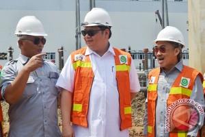 Menperin Kunjungi Kawasan Industri Morowali