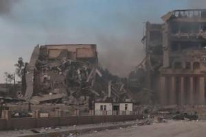 Paus sindir serangan AS yang tewaskan ratusan warga Mosul
