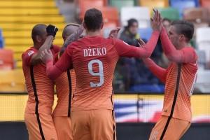Klasemen Liga Italia, Roma dekati Juventus