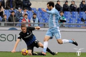 Sempat tertinggal, Lazio bangkit taklukkan Atalanta 2-1
