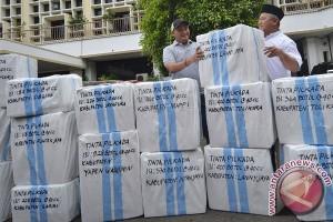 Logistik Pilkada Papua Dikirim Lebih Awal