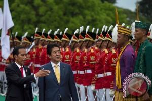 Kunjungan PM Jepang Ke Indonesia