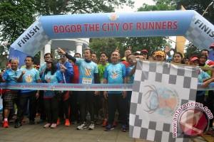 Pelari Kenya juarai edisi perdana Bogor Marathon