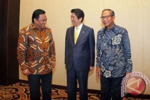 Pengurus Persada Temui PM Jepang