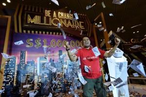 Bandara Changi hadiahi pria Indonesia miliaran rupiah