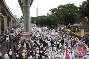 Ormas Cinta Damai laporkan FPI atas penghinaan bendera Merah-Putih