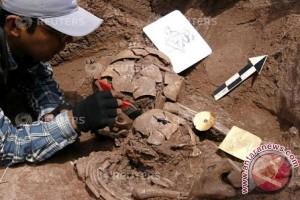 Ruang bawah tanah langka ditemukan di China
