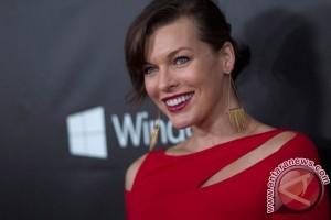 Milla Jovovich kenalkan 'Resident Evil' di Taiwan