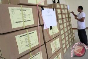 KPU Bekasi temukan 1.913 surat suara rusak