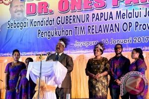Kandidat Bakal Calon Pilgub Papua
