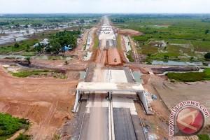 Tol Padang-Pekanbaru 240 kilometer segera dibangun