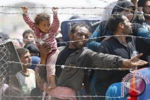 Cegah imigran, Israel tinggikan pagar penghalang di perbatasan Mesir