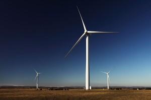 Arab Saudi resmikan pembangkit listrik tenaga angin pertama