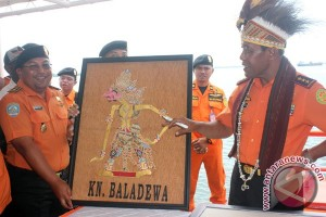 Peresmian Kapal SAR Baladewa
