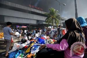 DKI akan bangun penampungan sementara untuk pedagang Pasar Senen