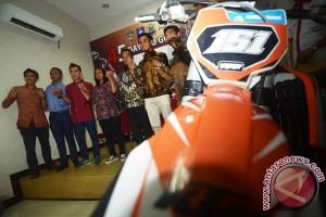 Tiga crosser wanita Indonesia bersaing di MXGP