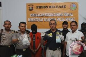 Kasus Peredaran Narkoba Di Palembang