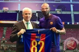 Gandeng Barcelona, Milo ajarkan tiki-taka untuk U-12