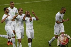 Islam Slimani diragukan tampil saat Aljazair hadapi Tunisia