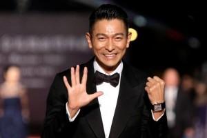 Andy Lau terluka saat syuting di Thailand