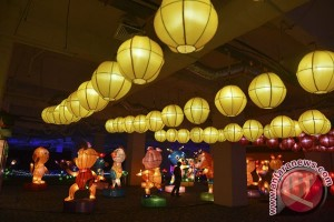 Kota Ho Chi Minh gelar Festival Bunga sambut Imlek