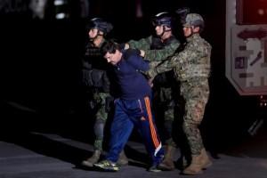 """Meksiko ekstradisi gembong narkoba """"El Chapo"""" ke AS"""