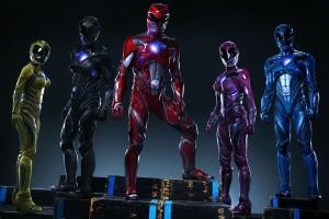 Ini penampilan Power Rangers terbaru
