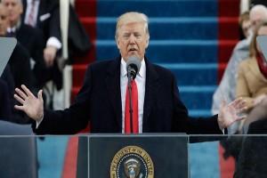 Perang lawan terorisme kebijakan utama Trump