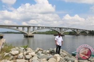 Jembatan Pulau Balang ditargetkan tuntas 2018