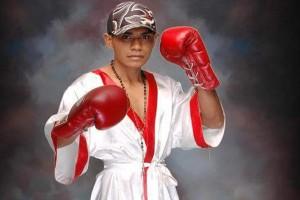Tibo Monambesa buka asa ke juara dunia