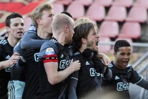 Lasse Schoene antar Ajax atasi Utrecht