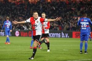 Jens Toornstra menangkan Feyenoord 1-0 atas Willem