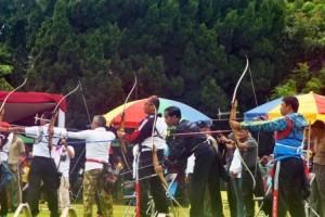 Pesan presiden untuk patriot panah Indonesia