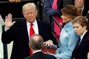 Sembilan poin dalam 100 Hari Pertama Donald Trump