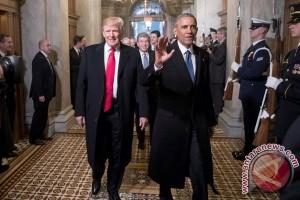 Trump janji simpan surat dari Obama
