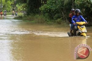 Banjir melanda Lebak, enam kecamatan terendam