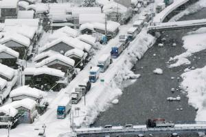 Kecelakaan libatkan 25 kendaraan di Swedia