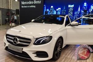 Mercedes-Benz New E-Class rakitan Bogor lebih murah