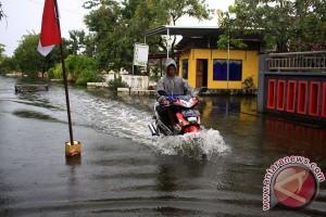 Banjir Di Jabon Sidoarjo