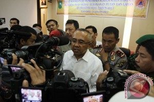 Riau Siaga Darurat Karhutla