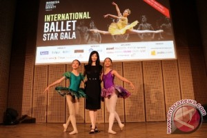Situs jualo dukung event balet internasional lewat tiket online