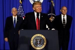 Presiden Prancis sebut Trump timbulkan tantangan bagi Eropa