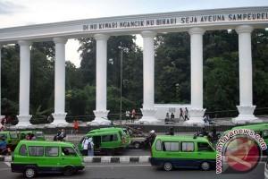 Angkot Bogor pelanggar aturan lalu lintas tertinggi