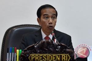 Presiden Jokowi: Provinsi terdampak ekonomi global harus dibantu