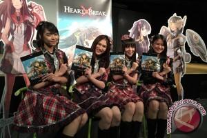 JKT48 berubah jadi pahlawan super dalam komik HeartXBreak